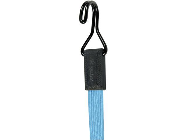 Masterlock Smooth Gomas de fijación con ZB 402, azul